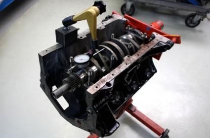 Réfection moteur