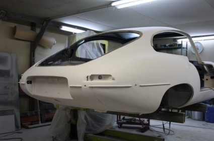 Restauration carrosserie