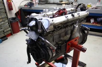 Moteur 3,7L Aston Martin DB4