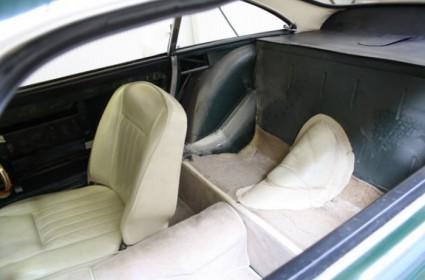 Aston Martin DB4 Sellerie complète