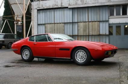 Maserati Ghibli 4,7L