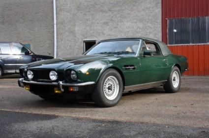 Aston Martin V8 Série 2