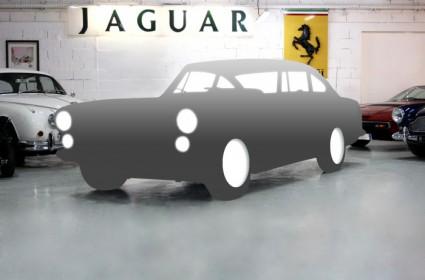 En cours de restauration : Aston Martin DB6 MK II