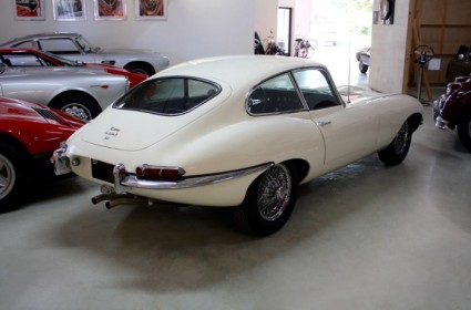 Jaguar Type E 4,2L