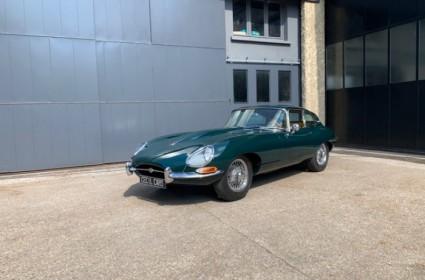 Jaguar Type E 4,2L