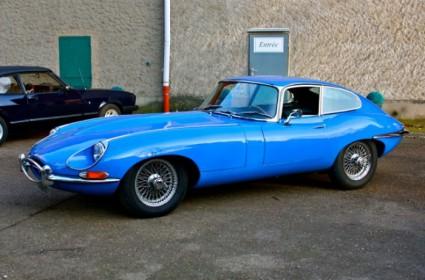 Jaguar Type E Coupé 4,2L