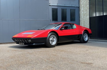 Ferrari BB 512 Carbus.