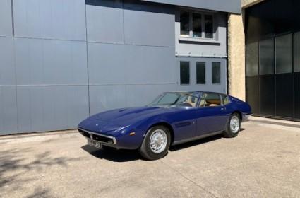 Maserati Ghibli 4,7L - Fr d'origine