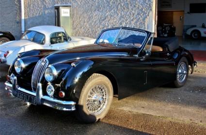 Jaguar XK 140 Type C