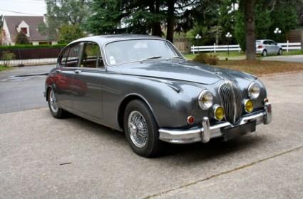 Jaguar MKII 3,8L