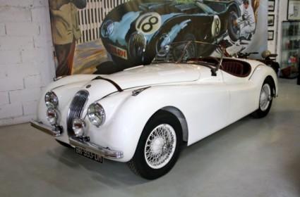 Jaguar XK 120 670015