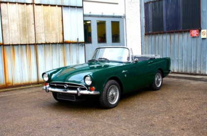 Sunbeam Alpine 5