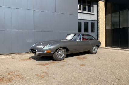 Jaguar Type E 3,8L - Fr d'origine